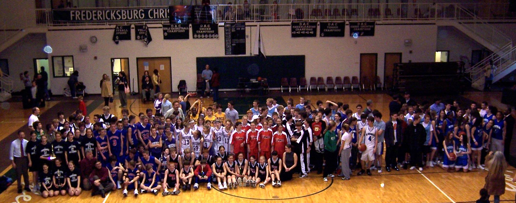 2005 Virginia Basketball Tournament
