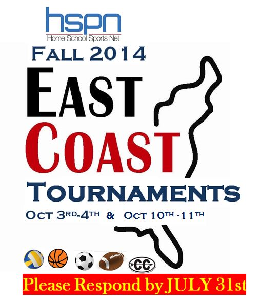 Our suite of East Coast Homeschool Championships