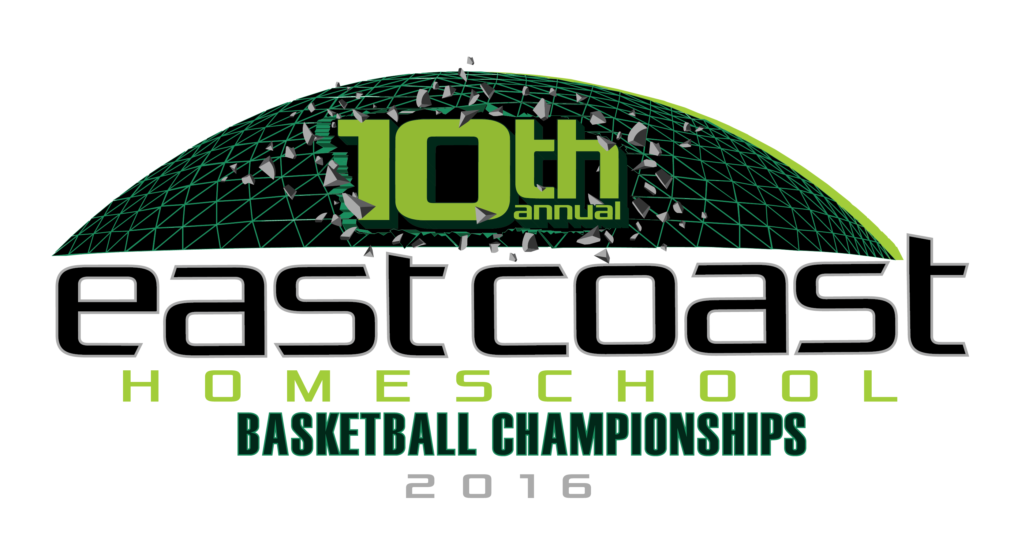 The official website of the 2016 East Coast Homeschool Basketball Championships