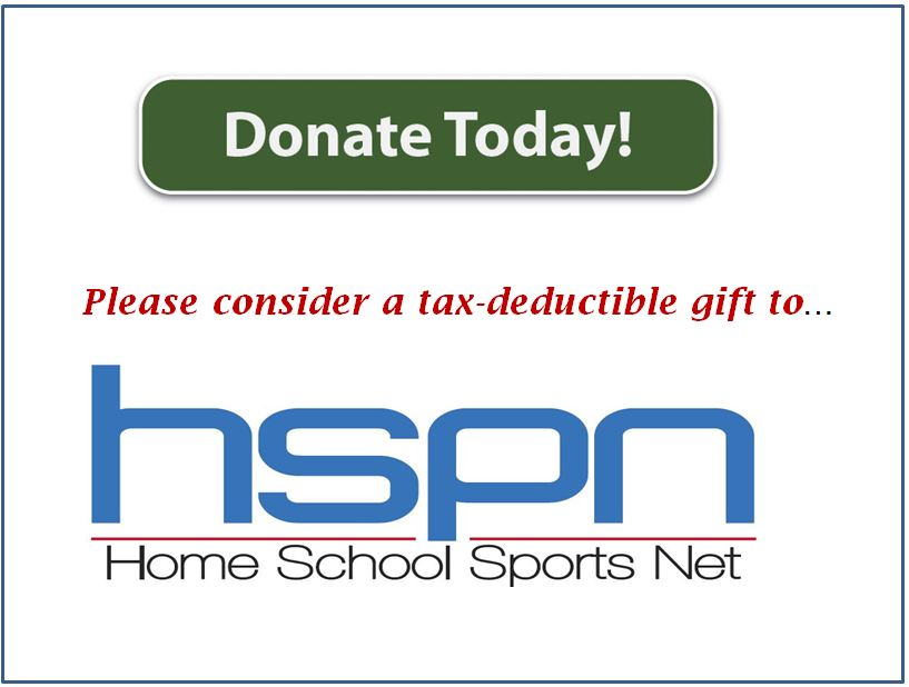 If you like what you see on Homeschool SportsNet, consider joining as a lifetime member to keep the site going!