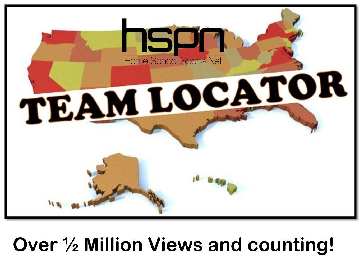 Find a homeschool sports team in any state in the USA or request that you are searching for one in your area.