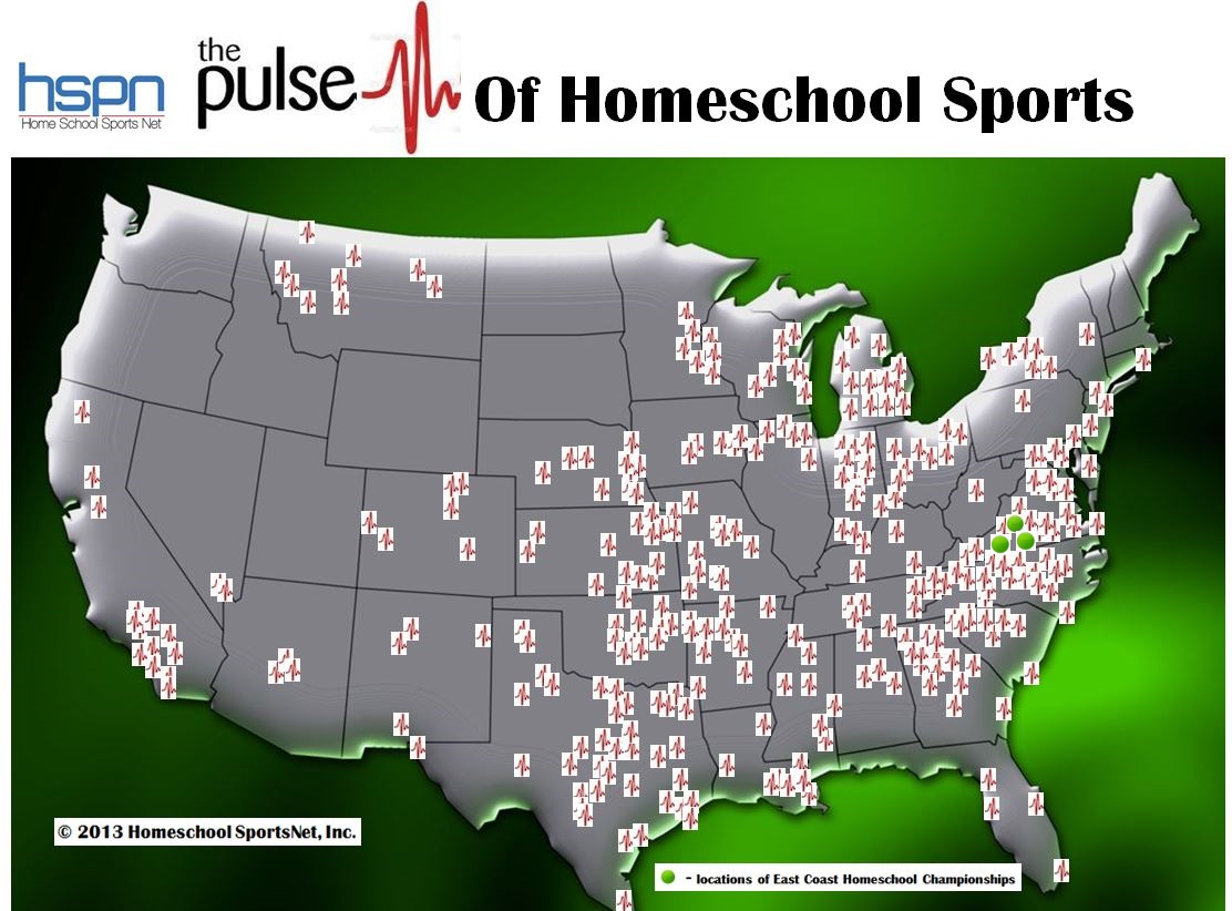 Click image to see the Homeschool Sports Team Locator System