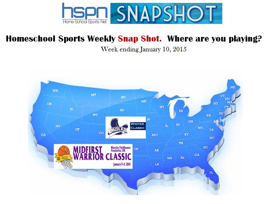 HSPN Snapshot!  Tracking Special Events