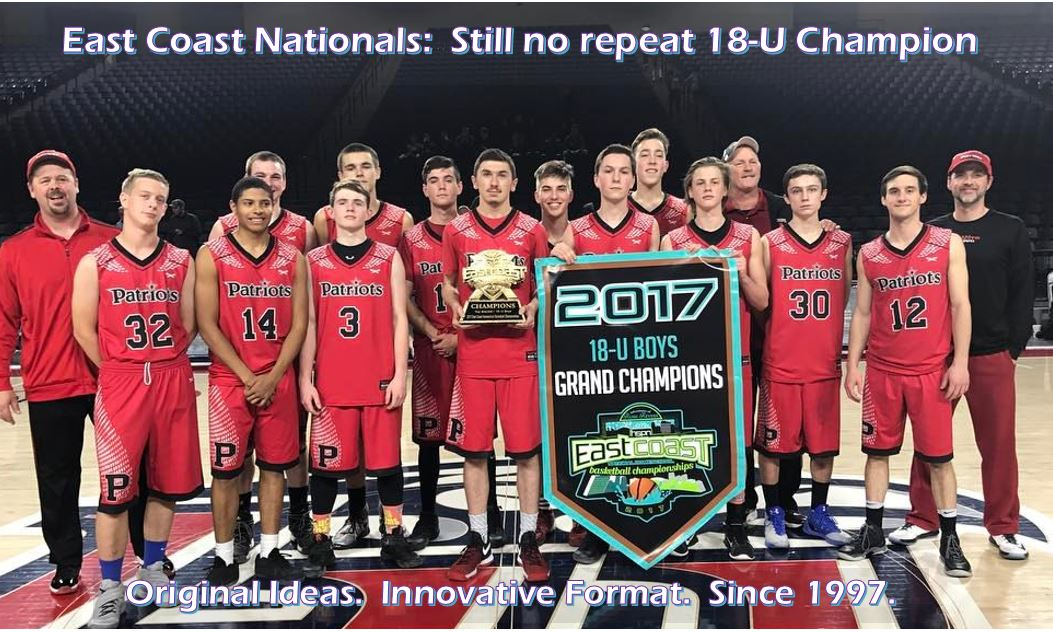 The official website of the 2017 East Coast Homeschool Basketball Championships