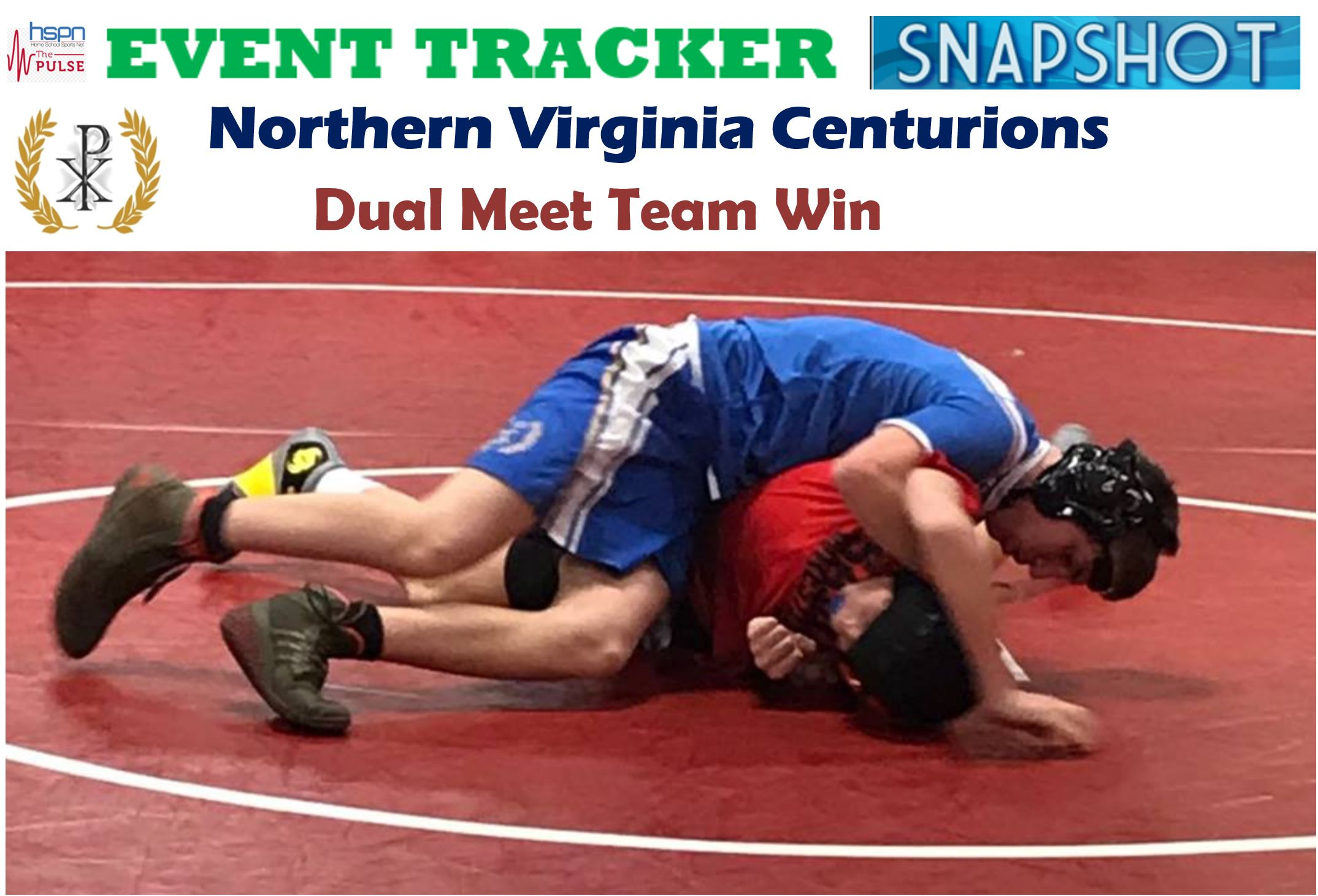 Homeschool wrestling
